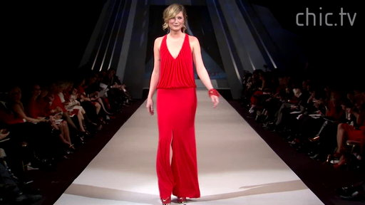 New York Fashion Week: Heart Truth Red Dress