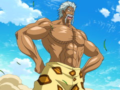 (Sub) White Hot! Toriko vs. the IGO President! image
