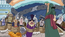 One Piece 535: Hordy's Onslaught! the Retaliatory Plan Set Into Motion!