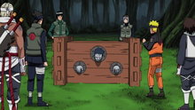 Naruto Shippuden 251: The Man Named Kisame