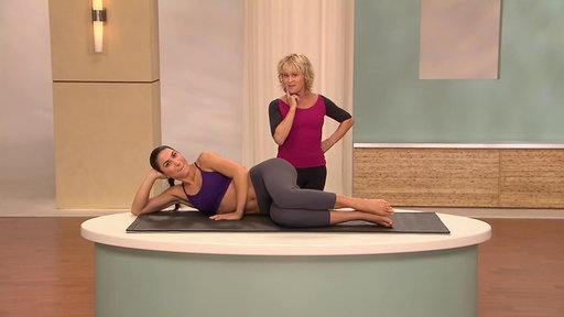 Mari Winsor's Lower Body Pilates