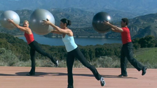 Total Body Challenge: Balance Ball