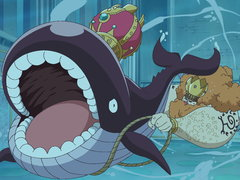 (Sub) The Straw Hats Defeated?! Hordy Gains Control of the Ryugu Palace! Image