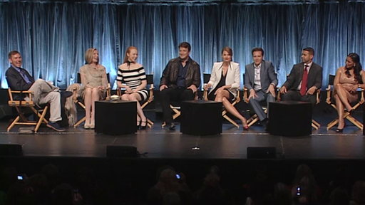 A Conversation With the Stars and Creators of Castle