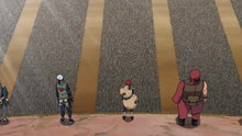 Naruto Shippuden 256: Assemble! Allied Shinobi Forces!