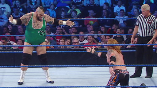 Brodus Clay vs. Heath Slater
