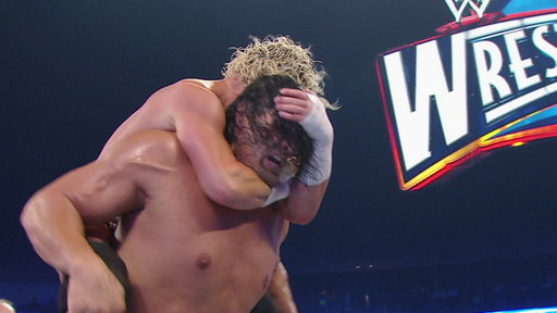 The Great Khali vs. Dolph Ziggler