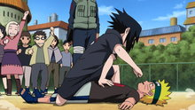 Naruto Shippuden 257: Meeting