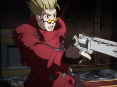 (Sub) Trigun: Badlands Rumble image