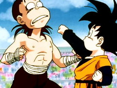 (Sub) Trunks vs. Goten image