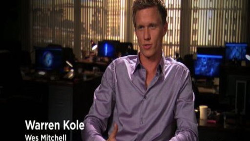 Warren Kole Interview