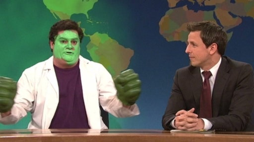 Weekend Update: The Hulk