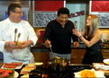 Rock Star Kitchen: Chubby Checker: Burger, Shakes, Fries, Salad