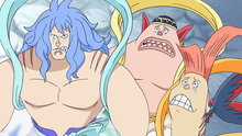 One Piece 547: (Sub) Back to the Present! Hordy Makes a Move!