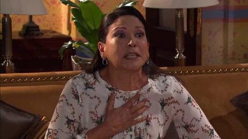 Rosaura Sufre Un Infarto Cuando Paula La Enfrenta