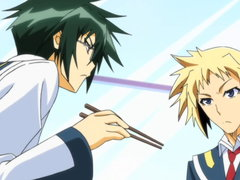 Box 3: None of Your Business!! / As You Wish, Medaka-san!! image