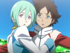 (Sub) Eureka Seven: Good Night, Sleep Tight, Young Lovers image
