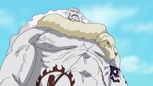 One Piece 551: (Sub) The Battle Is On! at Conchchorde Plaza!