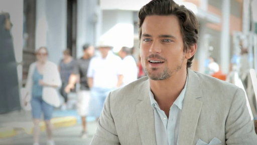 Matt Bomer Season 4 Interview