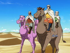 (Sub) Komatsu Disappears! Devilish Desert Labyrinth! image