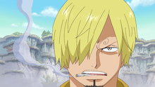 One Piece 555: (Sub) Deadly Attacks One After Another! Zoro and Sanji Join the Battle!