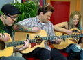 Rock Star Kitchen: Bowling for Soup Band Mates Make Mexican Chicken Parmesan and Guacamole