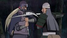 Naruto Shippuden 272: Mifune vs. Hanzo