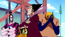 One Piece 213: (Sub) Round 3! the Round-and-Round Roller Race!