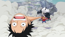One Piece 558: (Sub) The Noah Closing in! The Fish-Man Island Facing Destruction!
