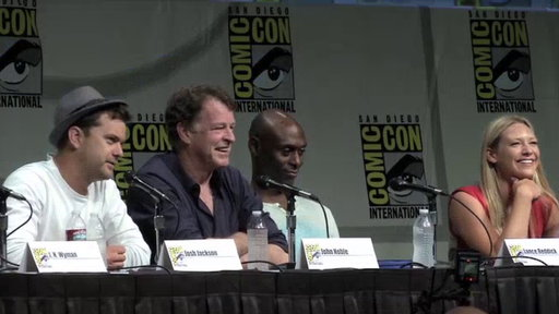Fringe Panel at Comic Con, Part 1