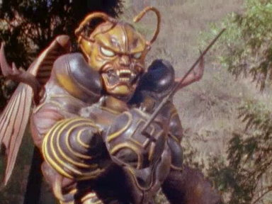 Power Rangers Lost Galaxy: Hexuba's Graveyard