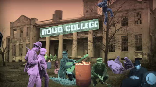 Hobo College Then and Now