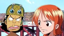 One Piece 214: (Sub) A Seriously Heated Race! Into the Final Round!