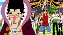 One Piece 217: (Sub) The Captains Square Off! The Final Combat Round!