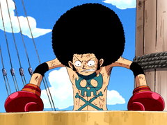 (Sub) Full-Blast Slow-Slow Onslaught vs. Invulnerable Luffy! image