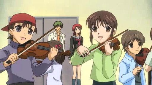 16. The Lying Violin