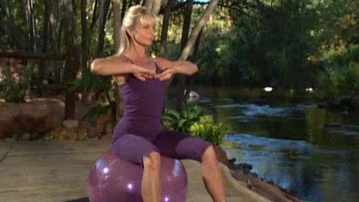 Balanceball: Upper Body Tone