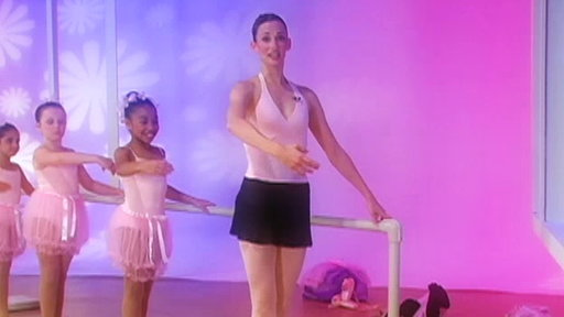 Tinkerbell's Learn Ballet Step-By-Step