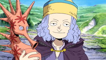 One Piece 221: (Sub) A Mysterious Boy With a Horn and Robin's Deduction!