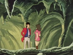 The Island of Dr. Derange (Lupin Is Available to the Highest Bidder) Image