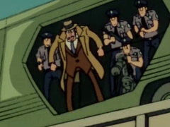 Vault Assault (Lupin Laughs at the Alarm Bell) Image
