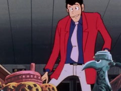The Second Time Around, Part One (The Lupin I Loved, Part One) Image