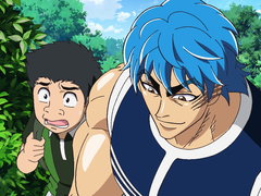 (Sub) New Phase! Toriko's Decision and the Reunion With 'Him'! image