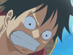 (Sub) Luffy Loses the Fight?! Hordy's Long Awaited Revenge! image