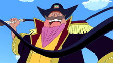 One Piece 225: (Sub) Proud Man! Silver Fox Foxy!