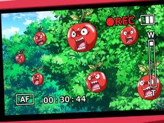 (Sub) Uwaaa! Astonishing Stun Apple! image