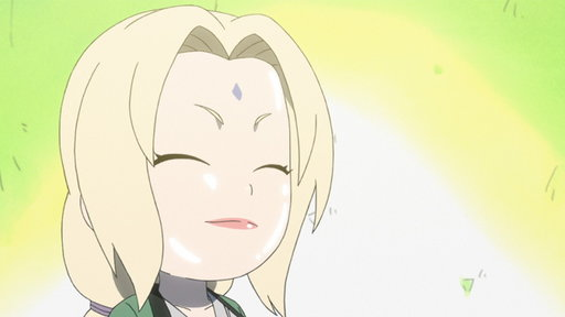 I'm Sai's New Agent! / Win Lady Tsunade's Heart!