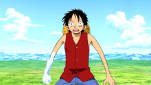 One Piece 228: (Sub) Duel Between Rubber and Ice! Luffy vs. Aokiji!