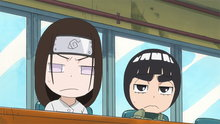 Naruto Spin-Off: Rock Lee & His Ninja Pals 26: The Green Flame, Dodge Lee! / The Yes-Man Says No!