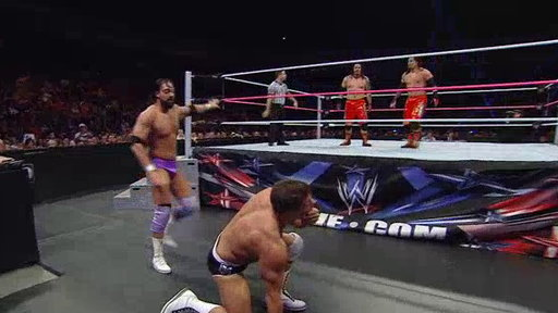 The Usos vs. the Rhodes Scholars